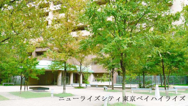 ニューライズシティ東京ベイハイライズ