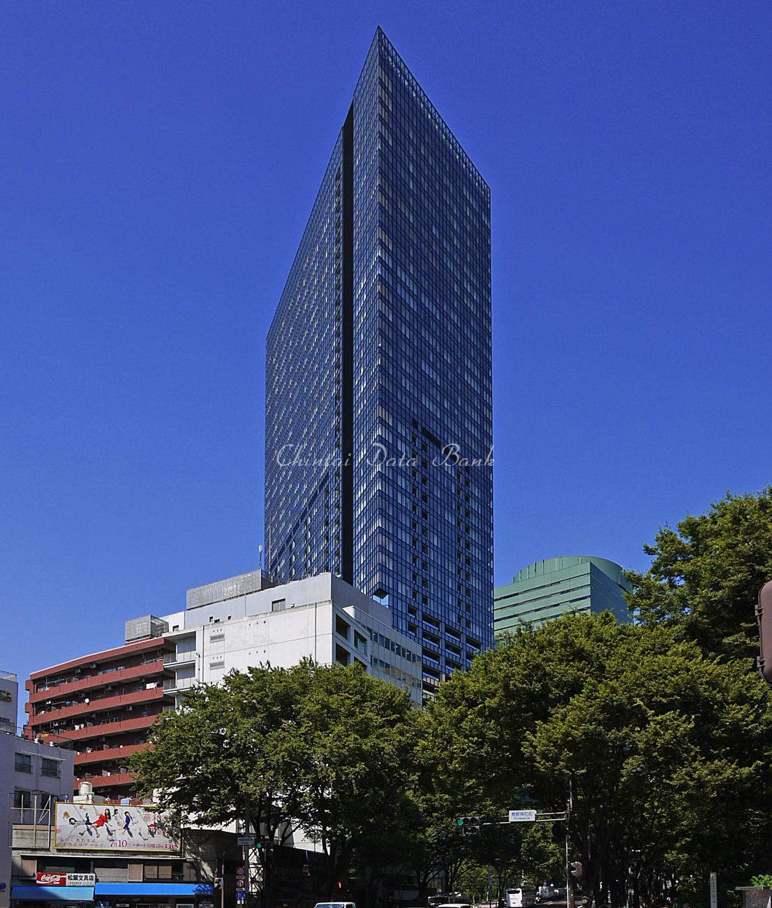 セントラルパークタワーラ・トゥール新宿